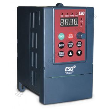 Однофазный преобразователь частоты ESQ-A200-2S0015