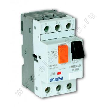 Автомат защиты двигателя MMS32K 0010